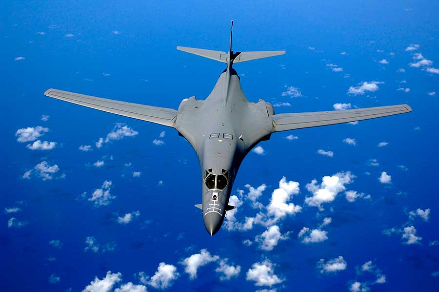 Boeing Has Been Awarded a $14 Billion Contract to Modify Weapons on B-1 and B-52 Bombers