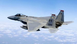 Boeing Received a $91.3M Contract from the US Air Force to Manufacture High-Speed Computing Systems for F-15