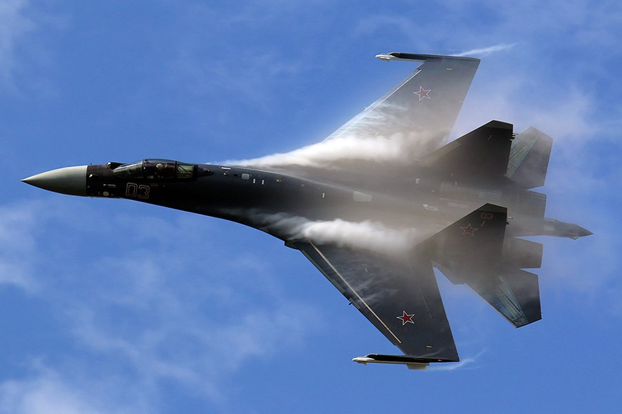 China Already Has 24 Russian Su-35 Fighters. Indonesia Is Expecting Its Su-35 This Year
