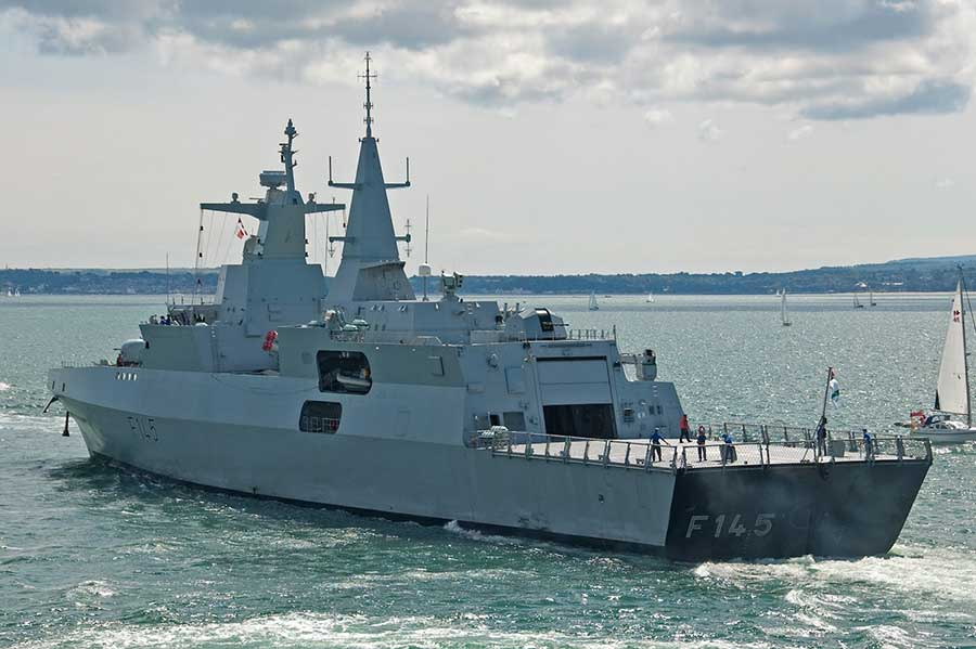 Egypt Will Buy Six Frigates from Germany at a Total Value of 2.3 Billion Euros