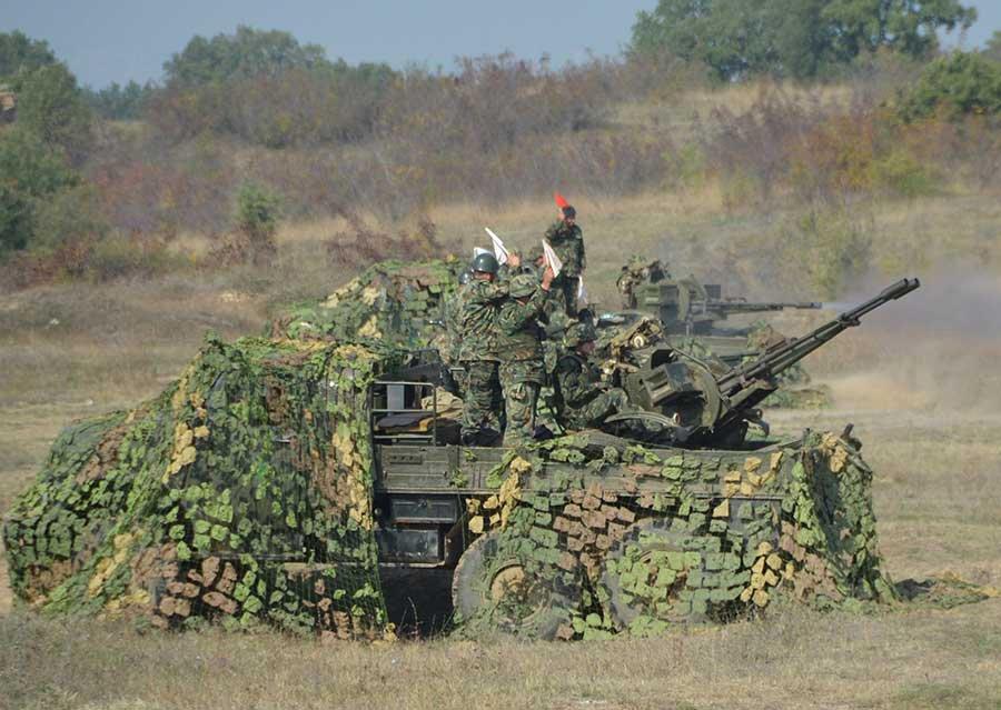 "Field artillery training begins around Haskovo.""Drazki"" frigate sails for two teachings."