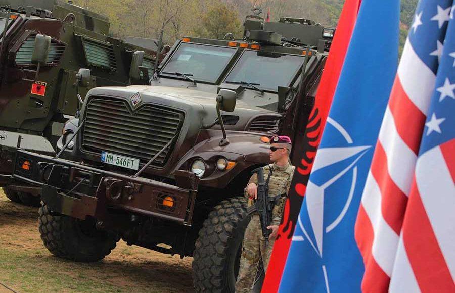 Mine-Resistant-Ambush-Protected-Vehicles-Were-Donated-to-Albania