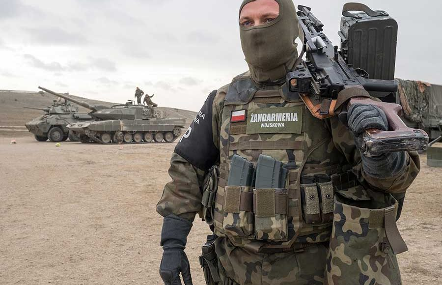 Poland-Began-a-Massive-Modernization-of-Its-Army-by-2026-at-a-Total-Value-of-€43-Billion