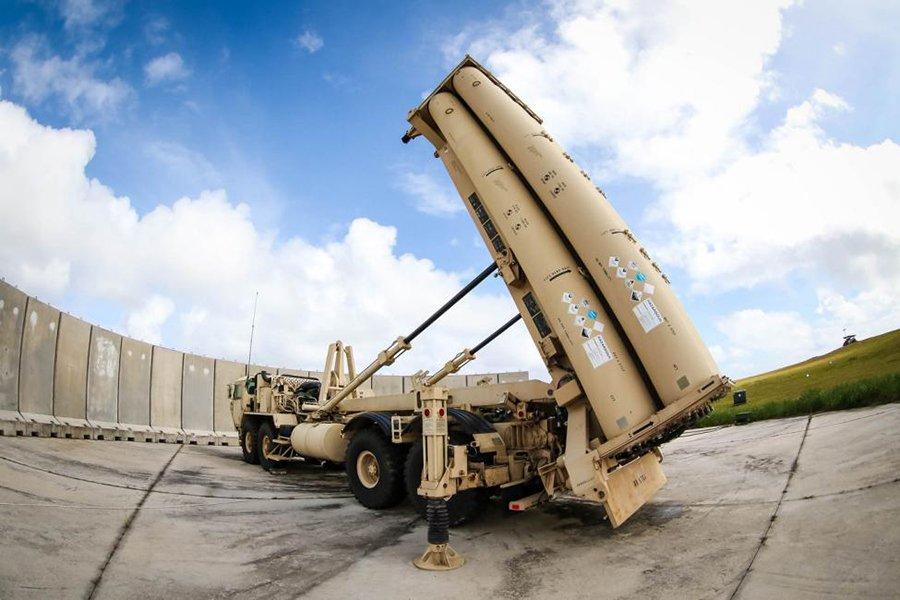 Saudi Arabia Buys THAAD Missile System from Lockheed Martin for $2.5 Billion