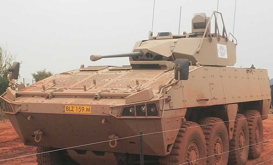 South African Defence Group Denel Will Restructure and Hopes to Return Its Profitability
