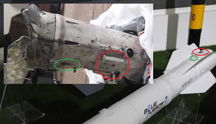 Chinese-Made Drones Are Allegedly Used by UAE for Deadly Missile Strikes on Tripoli (Photos)