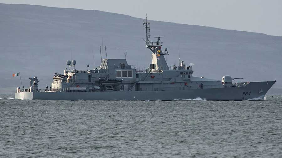 The-Ireland-Department-of-Defence-Has-Commissioned-a-New-Naval-Service-Vessel