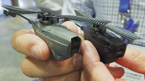 FLIR-Systems-Develop-Deployment-of-Nano-Unmanned-Aerial-Systems-(UASs)