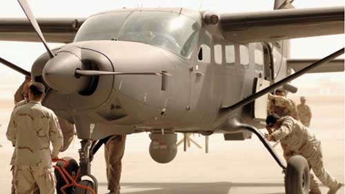 Lebanon-is-Starting-to-Modernize-and-Repair-Its-AC-208-Eliminator-Armed-Caravan-Aircraft