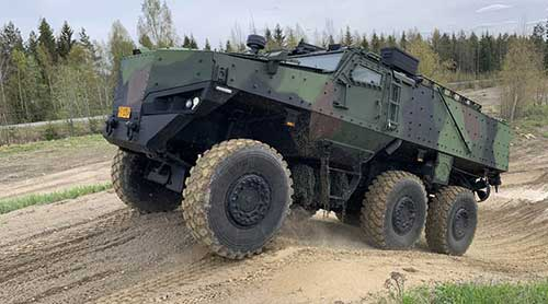 Protolab-Oy-Delivered-the-First-Protolab-6×6-Protected-Multi-Purpose-Vehicles-to-the-Finnish-Defence-Forces
