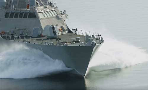 The-Future-USS-Indianapolis-Littoral-Combat-Ship-Completed-Acceptance-Trials-in-Lake-Michigan-(Video)