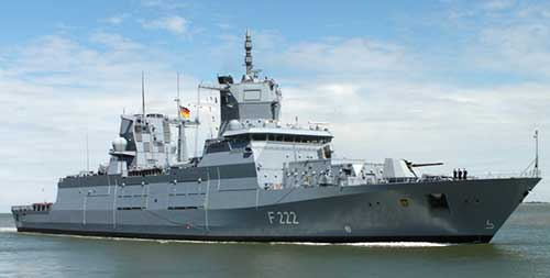 The-German-Navy's-New-F125-Class-Frigates,-Officially-Entered-Service