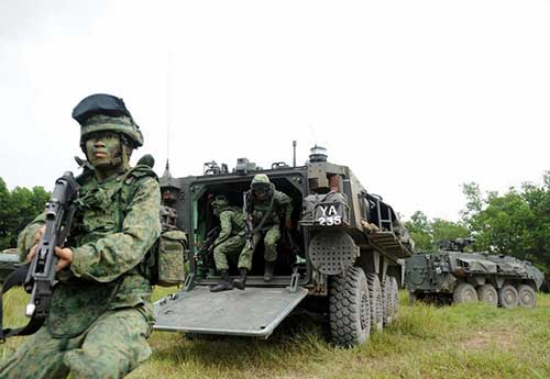 Singapore-to-Build-Smart-Training-Facilities-for-Its-Armed-Forces-Totaling-$296-Million