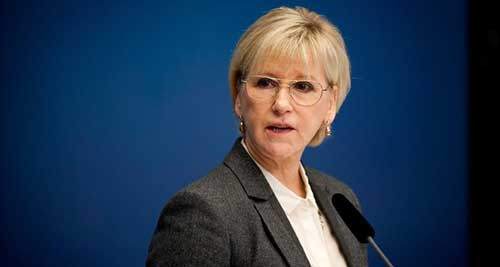 Sweden-Will-Not-Sign-a-UN-Treaty-Calling-for-the-Ban-of-Nuclear-Weapons–Margot-Wallstrom