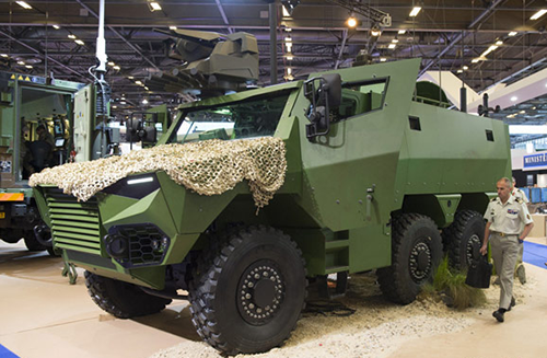 The-Armed-Forces-of-France-to-Receive-First-VBMR-Griffon-Armored-Vehicles