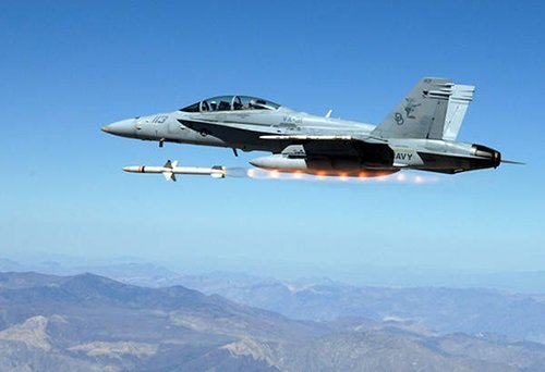 U.S.-Navy-Buys-AGM-88E-Advanced-Anti-Radiation-Guided-Missiles