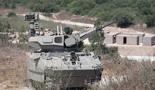 Innovative-Armored-Fighting-Vehicle-Was-Unveiled-by-Israeli`s-Elbit-Systems