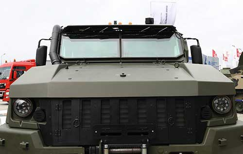The-Latest-Russia`s-Taifun-Armored-Vehicle-Will-Start-Arriving-for-the-Troops-in-2020
