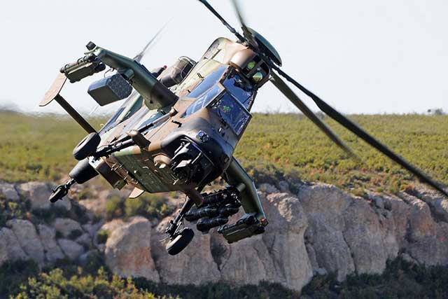 Airbus Offers Its Tiger Helicopter to Australian Air Force