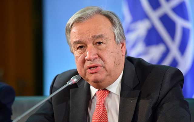 Full-Civil-War-in-Libya-is-Possible,-UN-Chief-Said—antonio-gutieresh