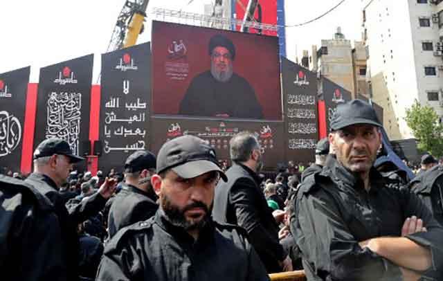 Hezbollah-Will-Hit-More-Targets-of-'Weak-and-Debilitated'-Israel,-Hassan-Nasrallah-Said