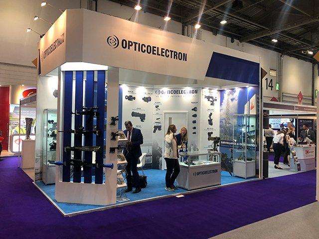 Opticoelectron-Unveils-Its-Latest-High-Tech-Optics-at-DSEi,-UK