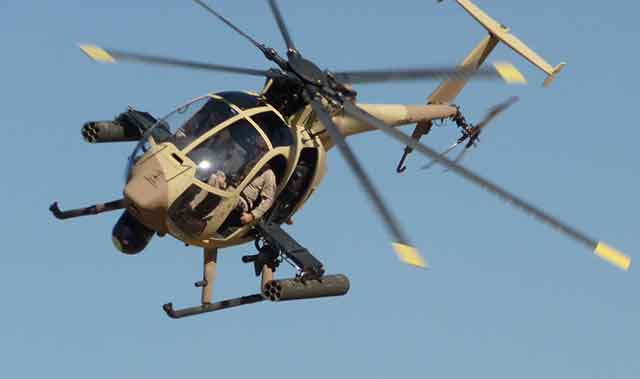 Thailand-Buys-AH-6i-Light-Attack-Reconnaissance-Helicopters