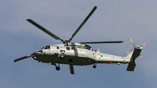 China Unveils Its Own Z-20F Seahawk Helicopter (Photos)