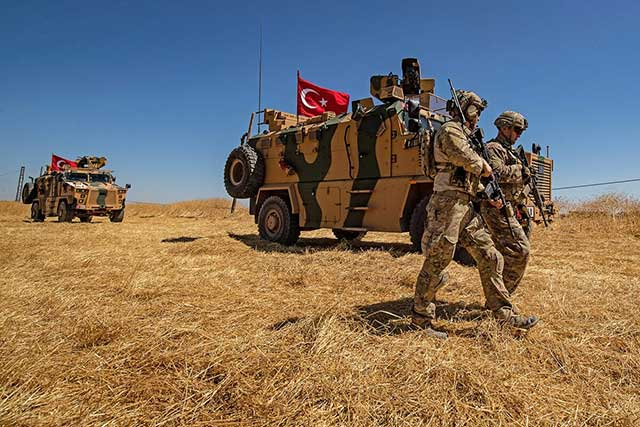 Turkish-Troops-and-Artillery-in-Syria;-Russian-Special-Forces-Eliminate-Enemy;-Spain-Arrests-Terrorist