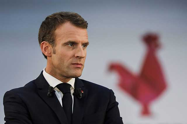 Europe-Can-No-Longer-Rely-on-the-US-to-Defend-NATO-Allies—Emmanuel-Macron