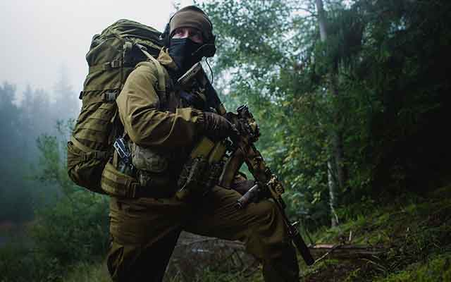 "Russian special forces will receive a new assault rifle dubbed ""the silent death"""