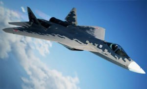 Russia's Su-57 fighter jet has tested new types of missiles in Syria