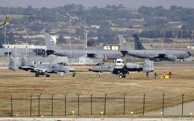 The-Pentagon-signed-a-contract-for-work-at-Turkish-Incirlik-air-base