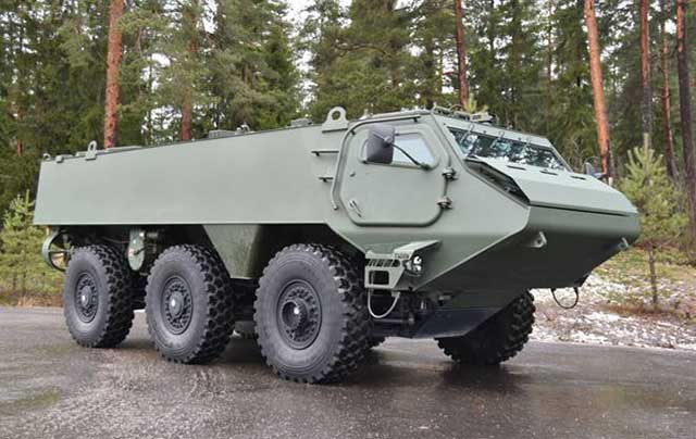 Finnish-Patria-is-to-deliver-a-combat-vehicle-to-Latvia