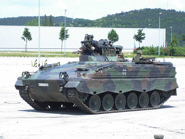 Germany-pays-$121,5M-to-extend-service-life-of-Marder-infantry-fighting-vehicle