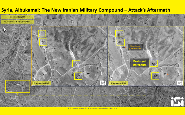 Unknown fighter jets launched a missile attack over Iranian military base (updated)