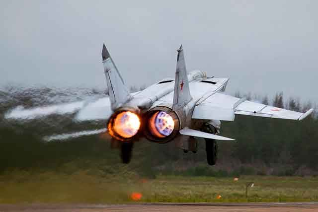 Russia's MiG-25 is fastest high-speed military fighter in the world, japanese analyst said