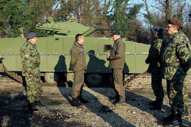 Serbia-unveils-a-new-upgraded-BVP-M-80A-infantry-fighting-vehicle