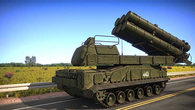 India-might-buy-new-Russian-BuK-M3-'Viking'-air-defence-system
