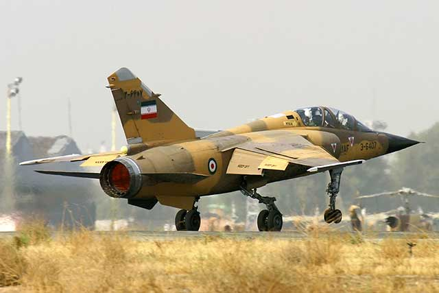 Iran-integrates-domestically-developed-radars-into-its-own-Mirage-F1-fighter-jets