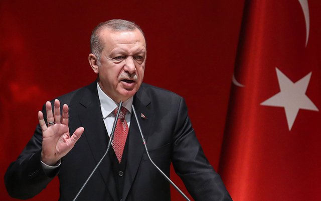 Erdogan threatened Greece with a bloody campaign like those in Iraq, Syria, and Libya