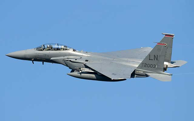 Israel may buy Boeing F-15I fighters and to replace the Lockheed's F-35s
