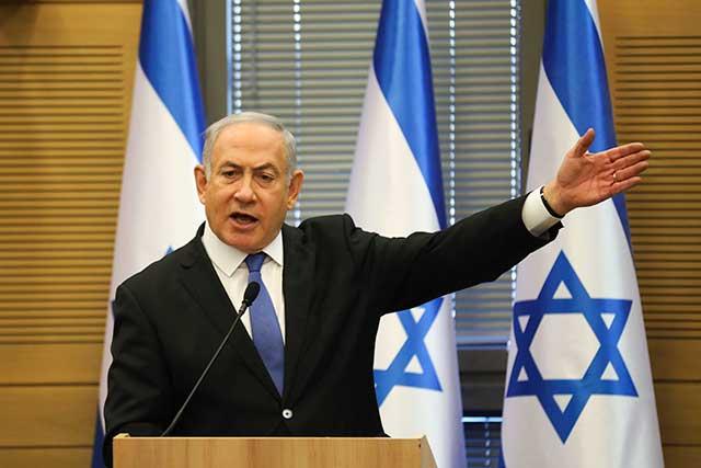 Maybe-the-Belgian-air-forces-were-strike-over-Damascus,-Israeli-PM-said—Benjamin-Netanyahu