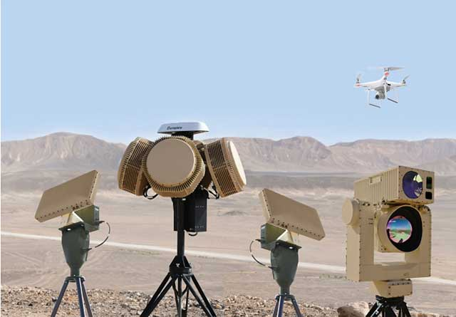 Rafael's-drone-system-conducted-tests-for-interception-of-multiple-targets