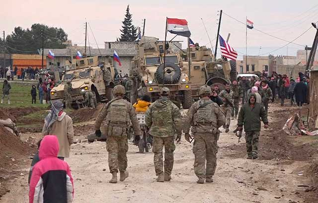 The-US-military-opened-fire-on-civilians-in-Syria,-Russian-military-prevented-a-conflict