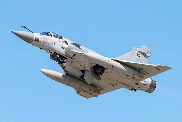 UAE-upgrades-the-precision-targeting-capability-of-its-Mirage-fighters-fleet
