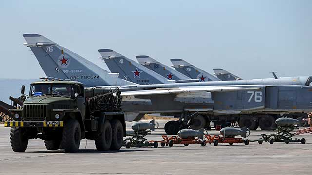 Unknown-fighter-jets-tried-to-attack-the-Russian-air-base-in-Syria
