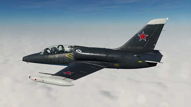 A-Russian-L-39-military-training-aircraft-crashed-in-the-Kuban