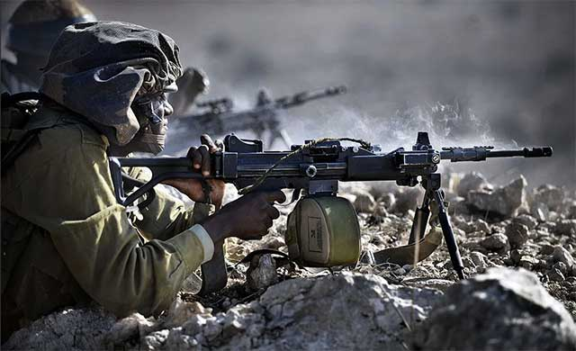 India-buys-tens-of-thousands-of-machine-guns-from-Israel-totalling-$188-million