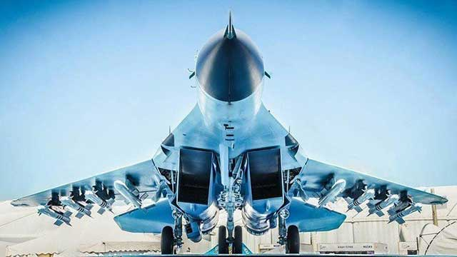 The-Russia's-MiG-35-'downed'-the-French-fighter-Rafale-from-Indian-market